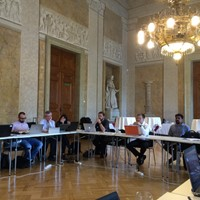 Vienna plays host to CREMA Plenary