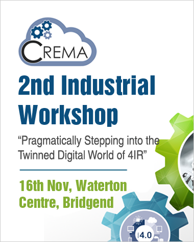 CREMA 2nd Industrial Workshop